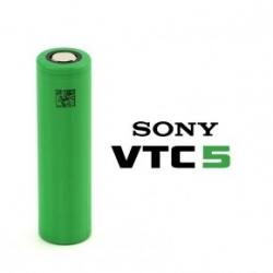 Sony Vtc 5 2600 mha senza Pin