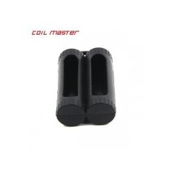 Coil Master Porta Batterie Black2 slot -18650